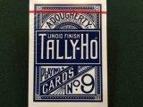 Tally Ho Circle Back Blue タリホーサークルバック青