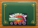 Close up mat Aces Green(16×11 inch)クロースアップマット エース 緑(400mm×280mm)