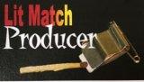 アラジンマッチ Lit Match Producer (4個入り)