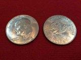 Reguler  Eisenhower Dollar アイゼンハワー1ドルコイン
