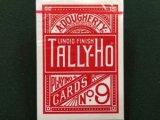 Tally Ho Circle Back  Red タリホーサークルバック赤