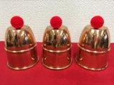 コンビネーションカップアンドボール(銅製)