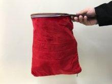 他の写真1: Change Bag-Repeat Euro ダブルチェンジバック(ジッパー付き)赤or緑
