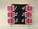 6枚のカードの予言 Slate of Mind