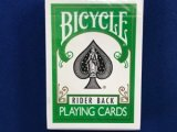 Bicycle - Poker - Green グリーン